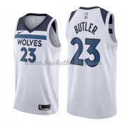 Minnesota Timberwolves NBA Basketball Drakter 2018 Jimmy Butler 23# Association Edition..